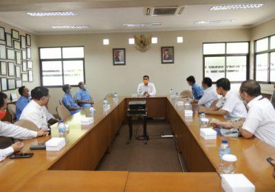 Wali Kota Habib Hadi Ajak Perusahaan Atasi Dampak Penyebaran COVID-19