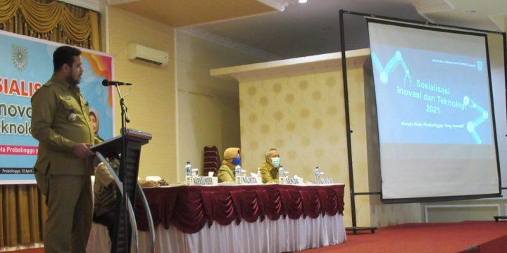 Walikota Probolinggo Dorong ASN Ciptakan Inovasi Baru